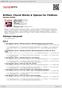 Digitální booklet (A4) Britten: Choral Works & Operas for Children