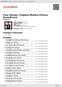Digitální booklet (A4) Four Rooms: Original Motion Picture Soundtrack