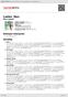 Digitální booklet (A4) Ladies' Man