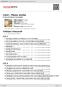 Digitální booklet (A4) Liszt : Piano works