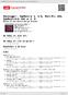 Digitální booklet (A4) Honegger: Symfonie č. 1-5, Pacific 231, Symfonická věta č. 3