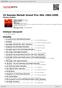 Digitální booklet (A4) 25 Danske Melodi Grand Prix Hits 1960-2000
