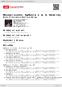 Digitální booklet (A4) Mendelssohn: Symfonie č. 4, 5, Hebridy