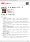 Digitální booklet (A4) Komplet 13 Má píseň / Mistral