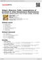 Digitální booklet (A4) Allegri: Miserere; Tallis: Lamentations of Jeremiah & other Renaissance Masterpieces