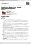 Digitální booklet (A4) Tough Love: Best Of The Ballads [International Version]