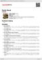 Digitální booklet (A4) Party Rock