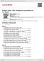 Digitální booklet (A4) Flight 666: The Original Soundtrack