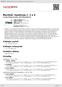 Digitální booklet (A4) Martinů: Symfonie č. 5 a 6