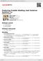 Digitální booklet (A4) Featuring Freddie Wadling med Vasteras Symfoni 1:a