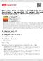 Digitální booklet (A4) Martinů: Suity z oper ( Divadlo Za branou, Veselohra na mostě, Tři přání, Mirandolina)