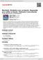 Digitální booklet (A4) Martinů: Předehra pro orchestr, Rapsodie pro velký orchestr, Sinfonia Concertante