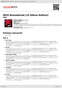 Digitální booklet (A4) INXS Remastered [10 Album Edition]