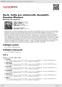 Digitální booklet (A4) Bach: Suity pro violoncello (komplet). Russian Masters
