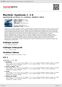 Digitální booklet (A4) Martinů: Symfonie č. 1-6