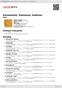 Digitální booklet (A4) Kennemark, Simonson, Kallman