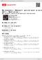 Digitální booklet (A4) Čajkovskij: Koncert pro klavír a orch. č. 1 b moll, Nocturno...