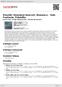 Digitální booklet (A4) Dvořák: Houslový koncert, Romance - Suk: Fantasie, Pohádka