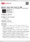 Digitální booklet (A4) Dvořák: Svatební košile LIVE
