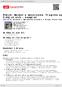 Digitální booklet (A4) Fibich: Nevěsta messinská. Tragická opera o 3 dějstvích - komplet
