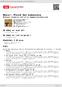 Digitální booklet (A4) Rossi: Písně Šalamounovy