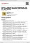 Digitální booklet (A4) Mozart : Operas Vol.3 [La clemenza di Tito, Die Zauberflote, Idomeneo, Die Entfuhrung aus dem Serail]