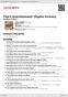 Digitální booklet (A4) That's Entertainment! [Digital Version]