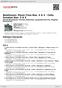 Digitální booklet (A4) Beethoven: Piano Trios Nos. 4 & 5 - Cello Sonatas Nos. 3 & 5
