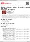 Digitální booklet (A4) Bendl, Novák, Dvořák, Brahms: Cigánské melodie
