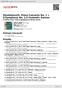Digitální booklet (A4) Shostakovich: Piano Concerto No. 1 + 2/Symphony No. 1/3 Fantastic Dances