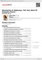 Digitální booklet (A4) Heartaches & Highways: The Very Best Of Emmylou Harris