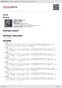 Digitální booklet (A4) Ming Yun Pai Dui