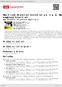 Digitální booklet (A4) Martinů: Klavírní kvintety č. 1 a 2, Nultý smyčcový kvartet