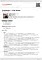 Digitální booklet (A4) Wallander - The Music