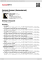 Digitální booklet (A4) Canzoni Bonsai [Remastered]