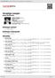 Digitální booklet (A4) Sorgliga sanger