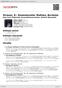 Digitální booklet (A4) Strauss, R.: Rosenkavalier Waltzes, Burleske