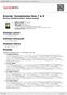 Digitální booklet (A4) Dvorak: Symphonies Nos.7 & 8