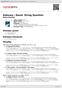 Digitální booklet (A4) Debussy / Ravel: String Quartets
