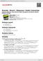 Digitální booklet (A4) Dvorák / Bruch / Glazunov: Violin Concertos