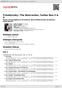 Digitální booklet (A4) Tchaikovsky: The Nutcracker; Suites Nos.3 & 4
