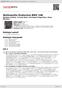 Digitální booklet (A4) Weihnachts-Oratorium BWV 248