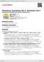 Digitální booklet (A4) Steinberg: Symphony No.2; Variations Op.2