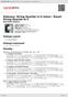 Digitální booklet (A4) Debussy: String Quartet in G minor / Ravel: String Quartet in F