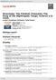 Digitální booklet (A4) Stravinsky: The Firebird; Fireworks; The Song of the Nightingale; Tango; Scherzo a la russe
