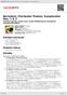 Digitální booklet (A4) Bernstein: Chichester Psalms; Symphonies Nos.1 & 2