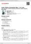 Digitální booklet (A4) Liszt: Piano Concertos Nos. 1 & 2 etc.