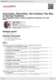 Digitální booklet (A4) Stravinsky: Petrushka; The Firebird; The Rite of Spring; Orpheus