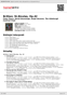 Digitální booklet (A4) Britten: St.Nicolas, Op.42