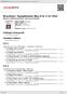 Digitální booklet (A4) Bruckner: Symphonies Nos.4 & 5 [2 CDs]